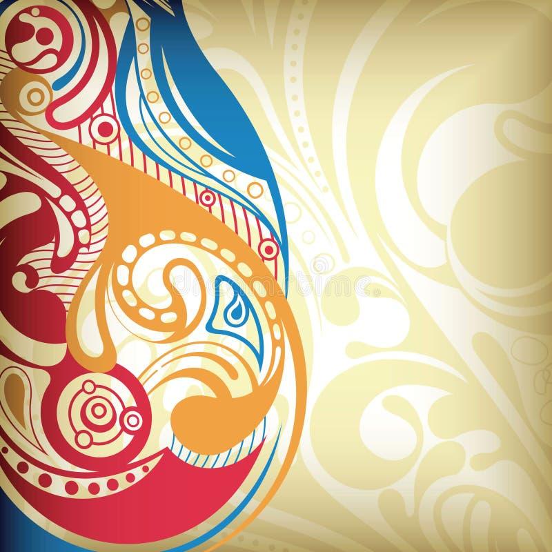 Download 抽象背景 向量例证. 插画 包括有 图象, 通知, 花卉, 泡沫, 纹理, 设计, 例证, 曲线, 海浪 - 15682019