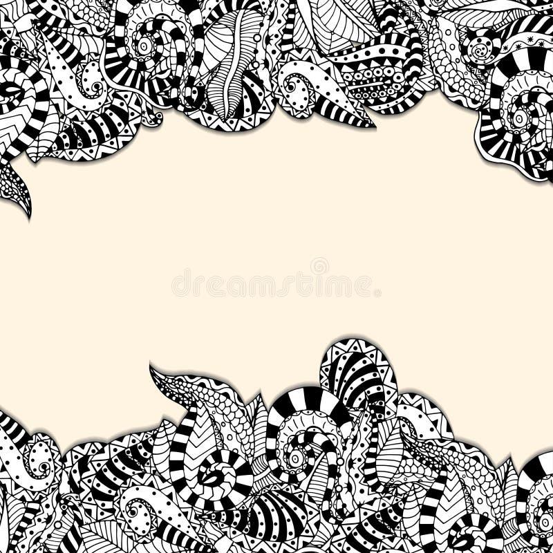 Download 抽象背景 向量例证. 插画 包括有 叶子, 海洋, 本质, 艺术性, 卷曲, 华丽, 种族, 看板卡, 国界的 - 59104532