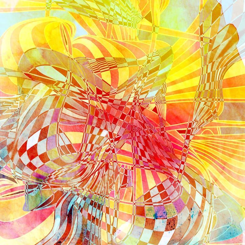 Download 抽象背景 库存例证. 插画 包括有 线路, 复制, 现代, 颜色, 空间, 发光, 纹理, 工厂, 技术 - 59105898