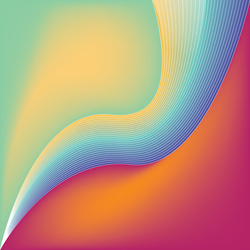 抽象背景 库存例证