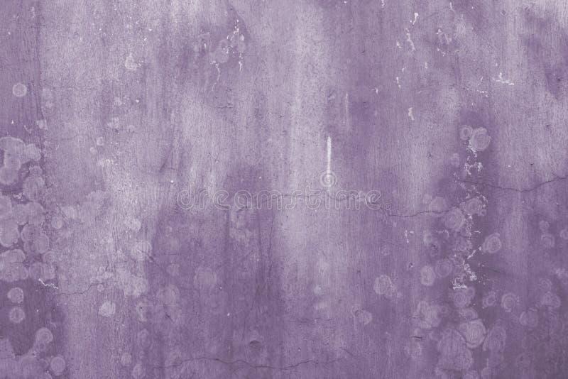 抽象背景grunge紫色墙壁 免版税库存图片