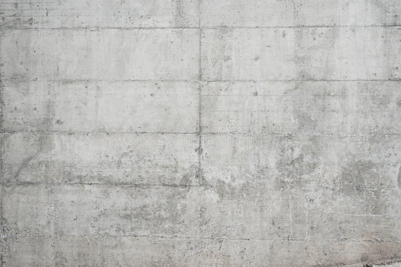 抽象脏的空的背景 灰色自然混凝土墙纹理照片  灰色被洗涤的水泥表面 水平 库存图片