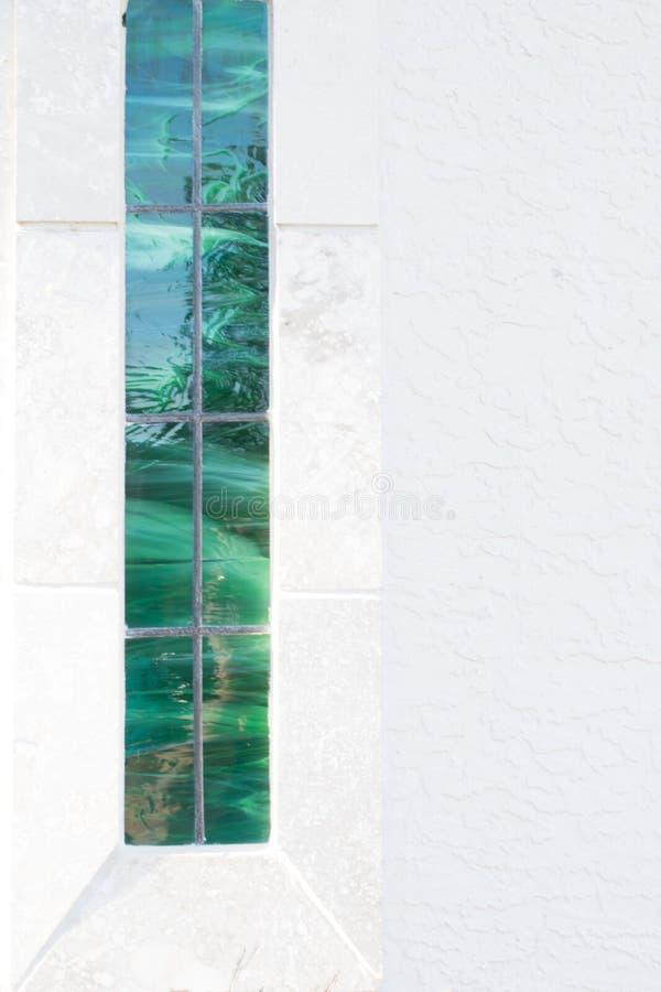 抽象自然反射 库存照片