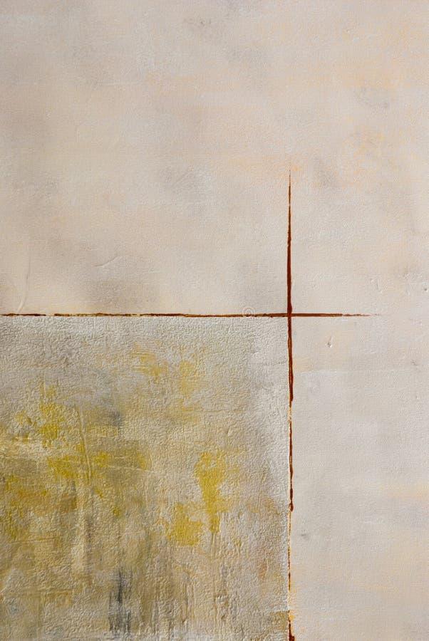抽象艺术品 皇族释放例证
