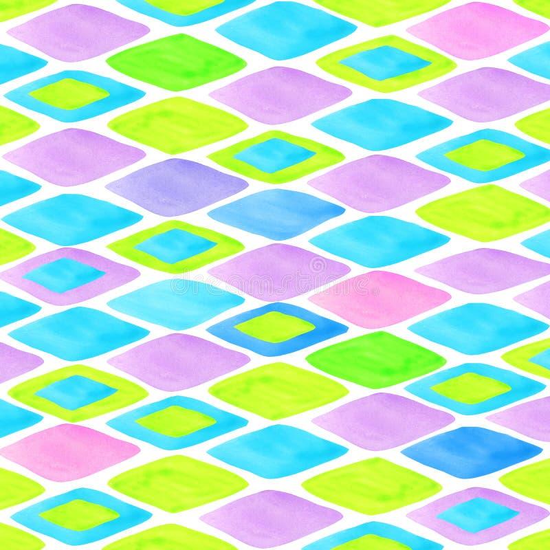 抽象艺术性的背景 现代几何抽象背景 免版税库存照片
