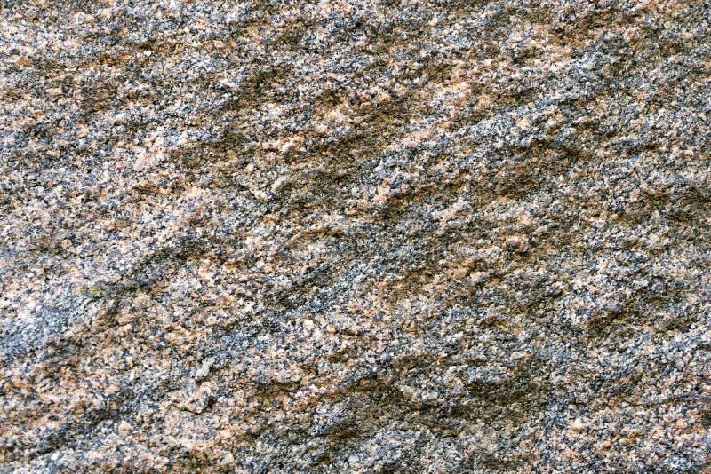抽象花岗岩自然被仿造的固定的石纹理 免版税图库摄影