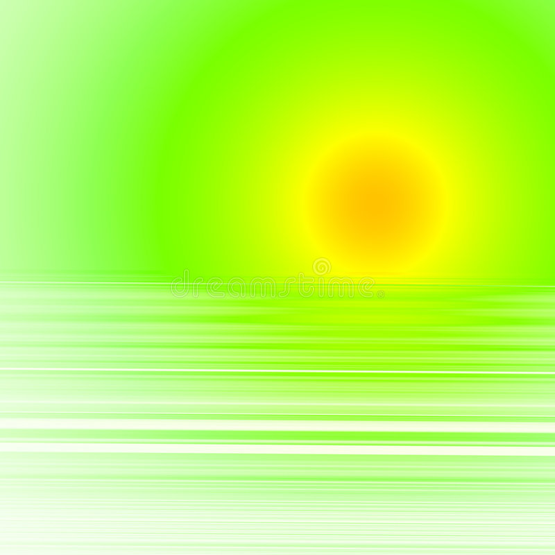 Download 抽象落日 库存例证. 插画 包括有 五颜六色, 模式, 重复性, 墙纸, 颜色, 绿色, 背包, 桌面, 迷离 - 186985