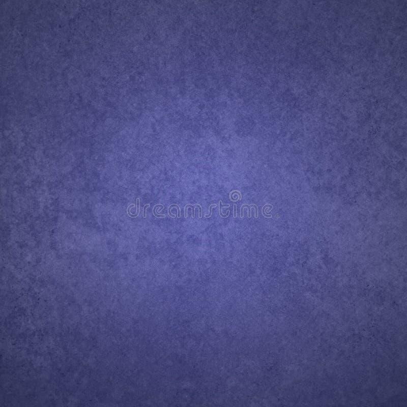 抽象蓝色与典雅的古色古香的油漆的背景豪华富有的葡萄酒难看的东西背景纹理设计在墙壁例证 皇族释放例证