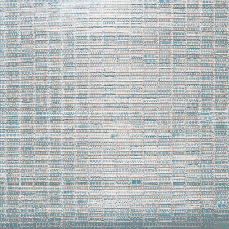 抽象蓝色和白色纹理 向量例证