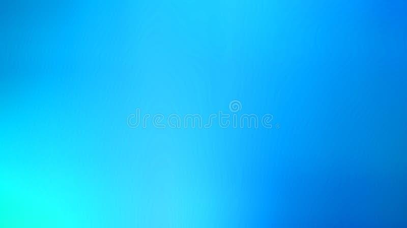 抽象蓝色梯度模板,横幅,布局设计背景 免版税库存图片