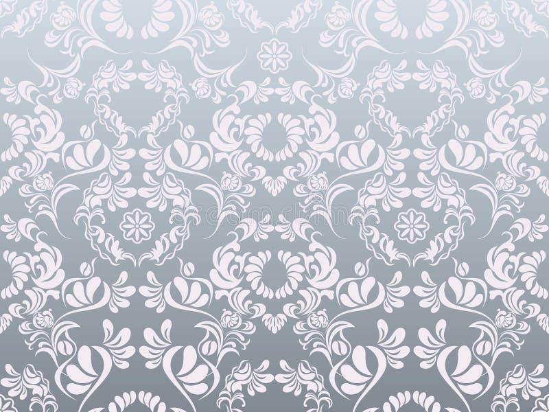抽象装饰模式银 库存例证