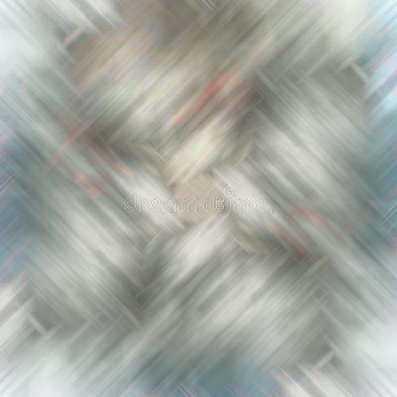 抽象迷离灰色数字式背景pattern1 向量例证
