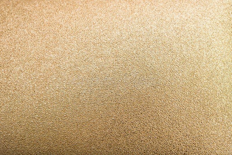 抽象金子颜色作用背景 库存图片