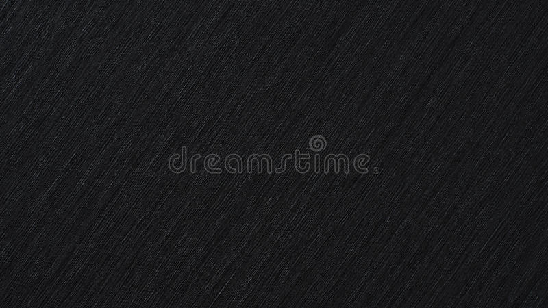 黑抽象金属背景,掠过的金属的样式 免版税库存图片