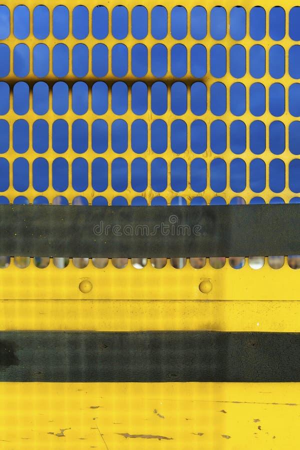 抽象金属背景 图库摄影