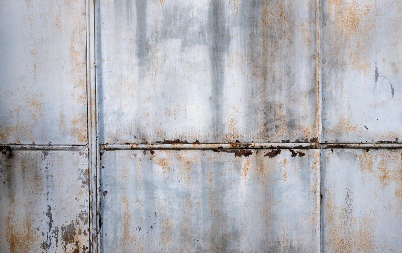 抽象金属难看的东西背景 免版税库存照片