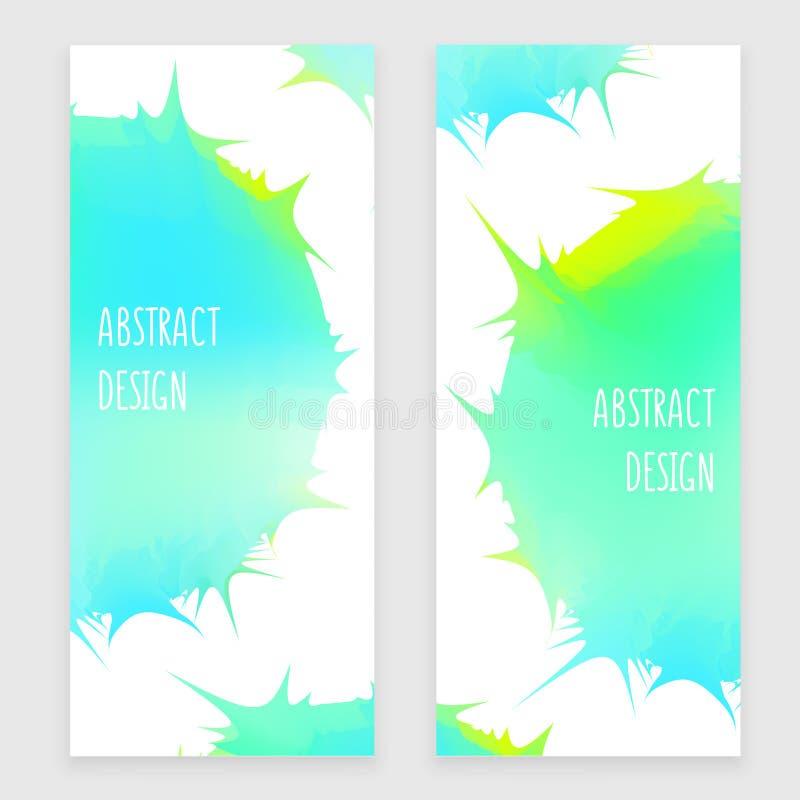 抽象锋利的设计 向量例证