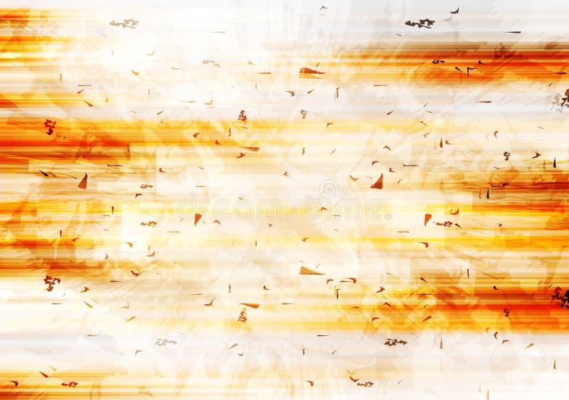 抽象难看的东西五颜六色的传染媒介背景 皇族释放例证