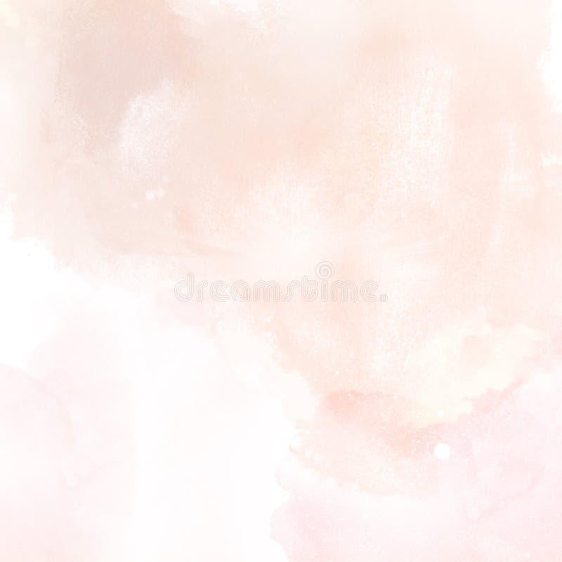 抽象难看的东西粉红色背景 库存图片