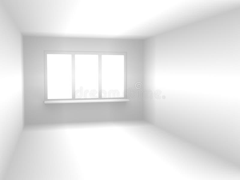 抽象颜色空间白色 向量例证