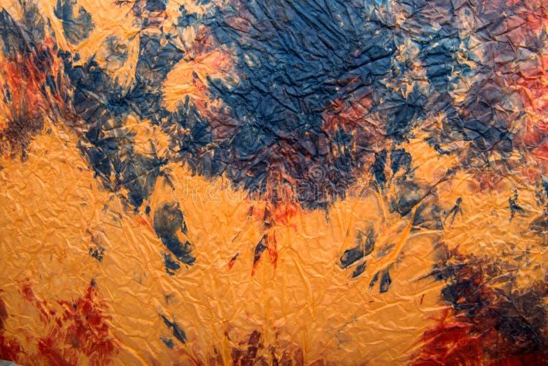 抽象颜色纹理背景 免版税图库摄影