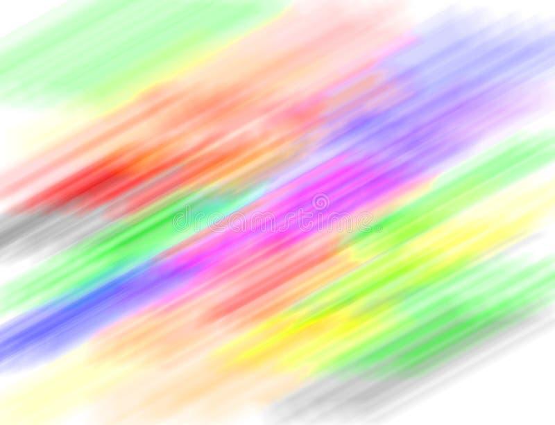 抽象颜色 免版税库存照片