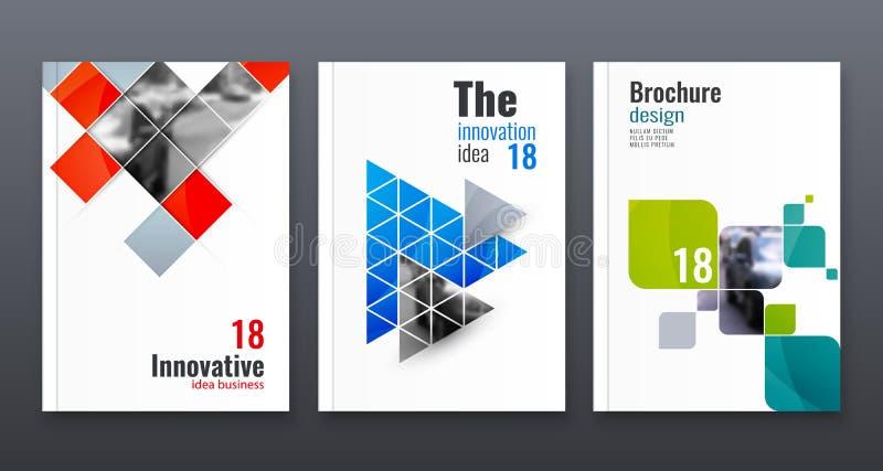 Book Cover Design In Bangladesh : 抽象飞行物设计背景 小册子模板 向量例证 插画 包括有 盖子 最低纲领派 房子 概念 作用 梯度