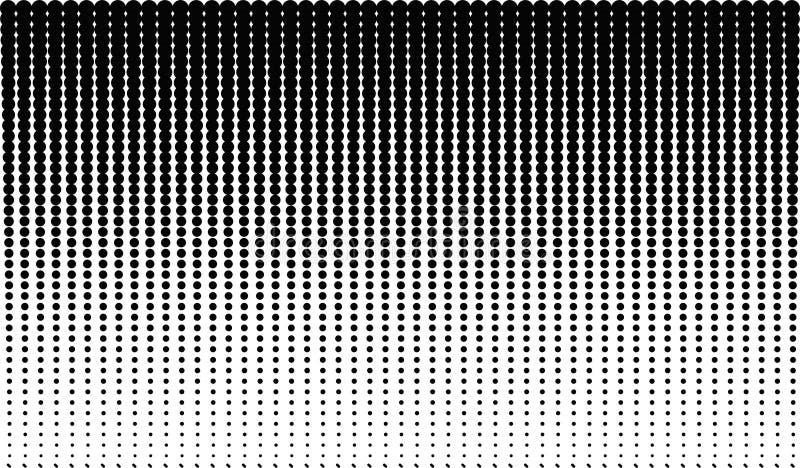 抽象黑背景纹理 半音作用 免版税库存图片