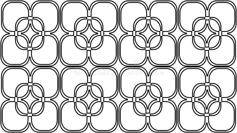 抽象黑背景纹理 半音作用 库存图片