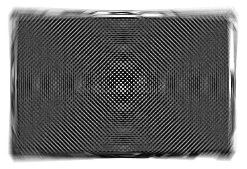 抽象黑背景纹理 半音作用 免版税图库摄影