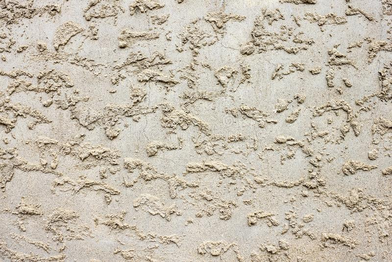抽象,在墙壁上的水泥 免版税库存图片