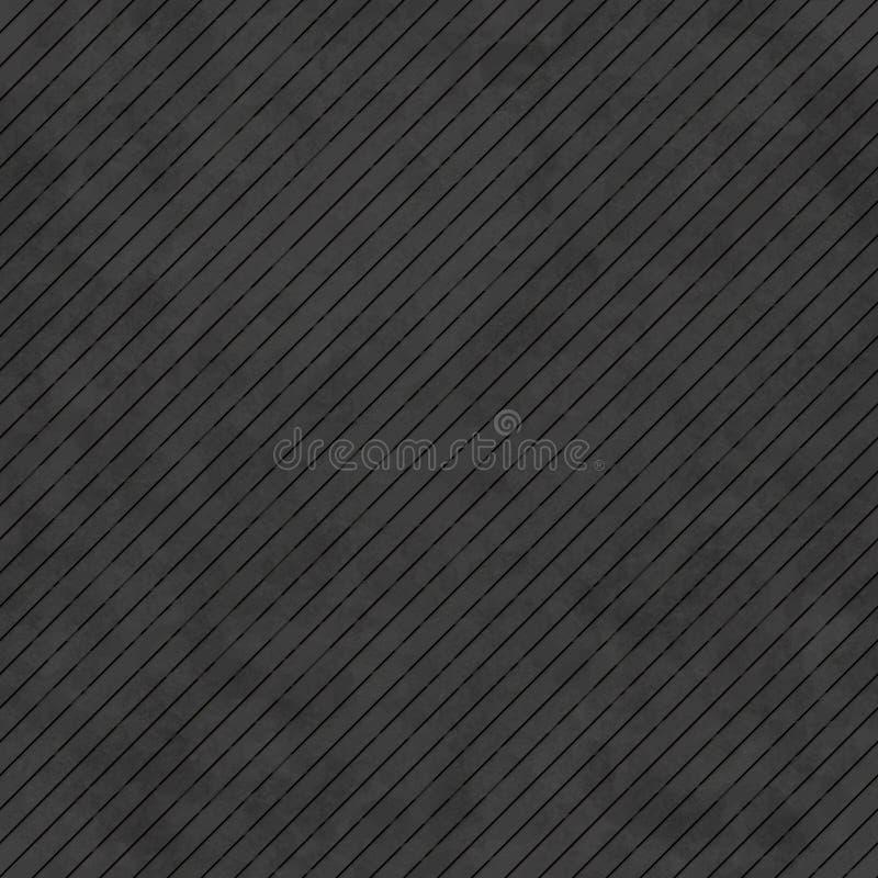抽象黑传染媒介无缝的纹理背景 库存例证