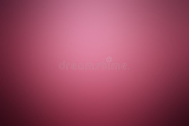抽象黑暗的桃红色模糊的背景-梯度软的迷离wallpa 免版税库存图片