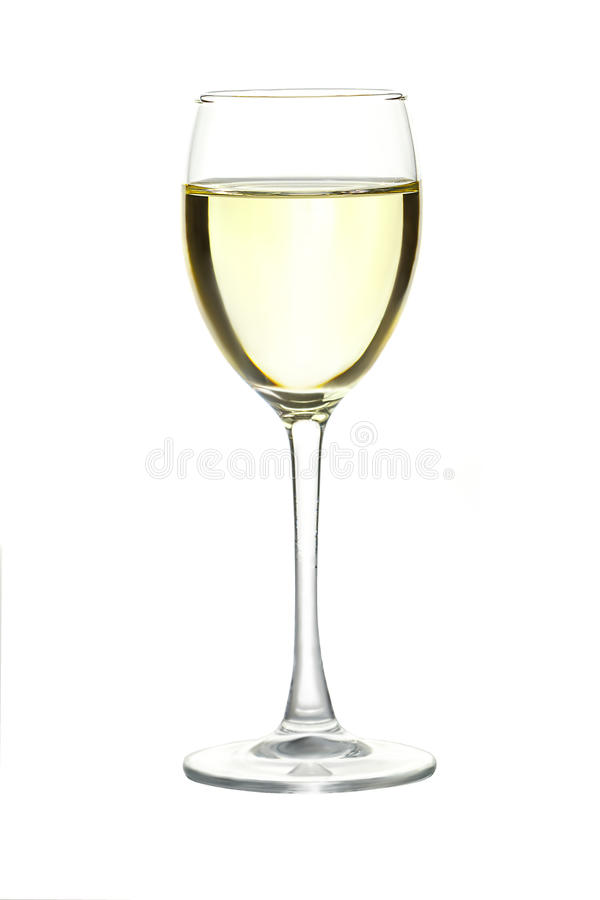抽象玻璃图象酒 库存图片