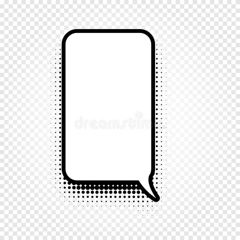 抽象黑白在方格的背景,对话框标志,对话的颜色可笑的演说序幕象.