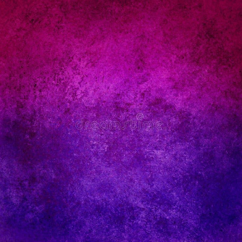 抽象紫色桃红色背景纹理设计 向量例证