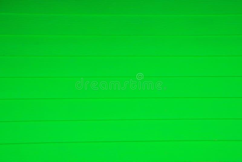 抽象绿色背景纹理木头墙壁 免版税库存照片