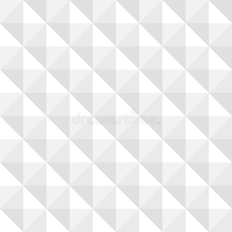抽象3D白色纹理背景 库存例证