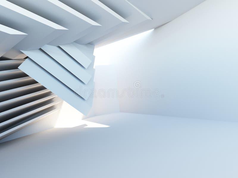 抽象3d建筑背景 库存照片