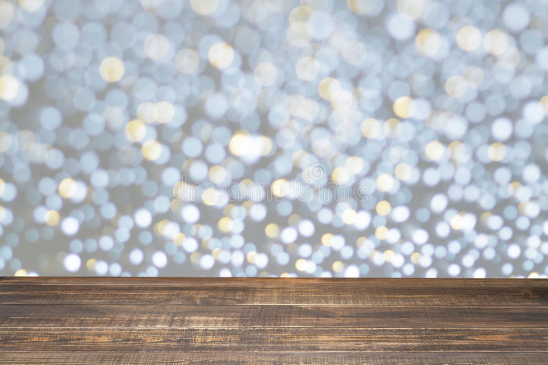 抽象bokeh背景 抽象空白背景圣诞节黑暗的装饰设计模式红色的星形 免版税库存图片