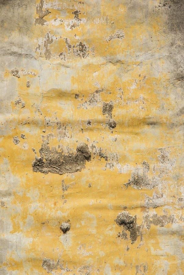 抽象grunge灰泥墙壁 免版税库存照片