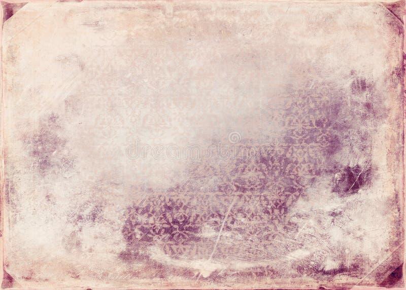 抽象grunge纹理 免版税库存图片