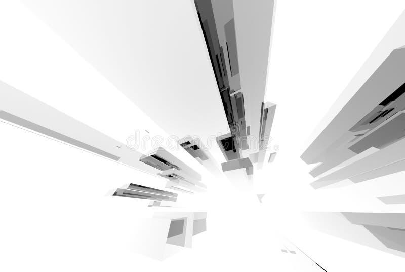 抽象structure028 皇族释放例证