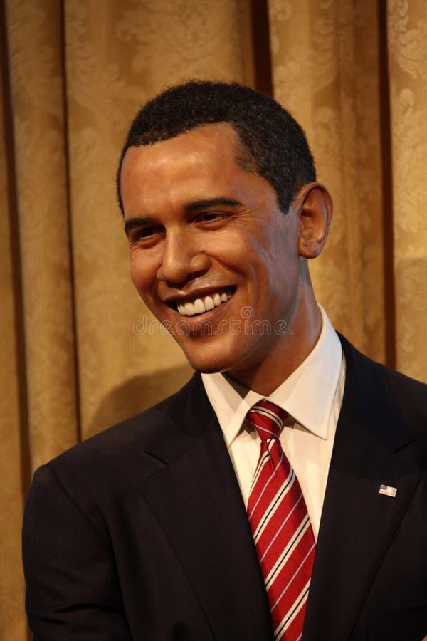 贝拉克・奥巴马 库存图片