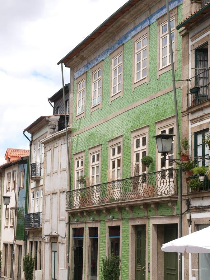 拉格葡萄牙 免版税库存照片