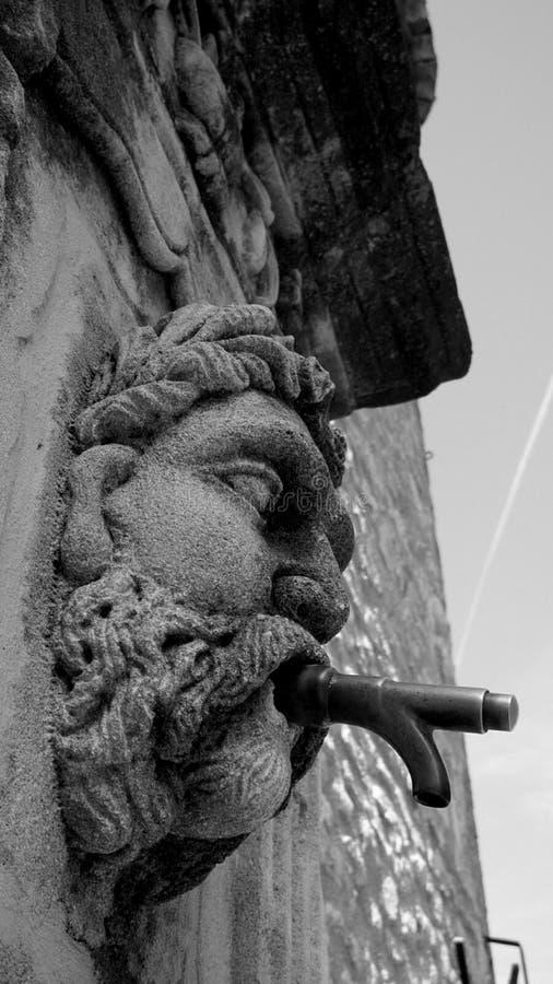 拉科斯特, Luberon 免版税图库摄影