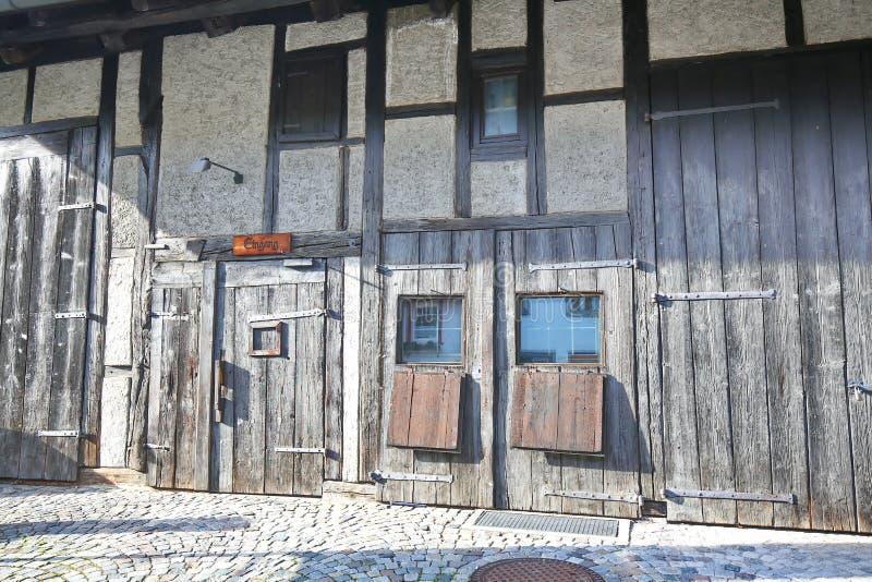 拉芬斯堡是城市德国 免版税库存照片
