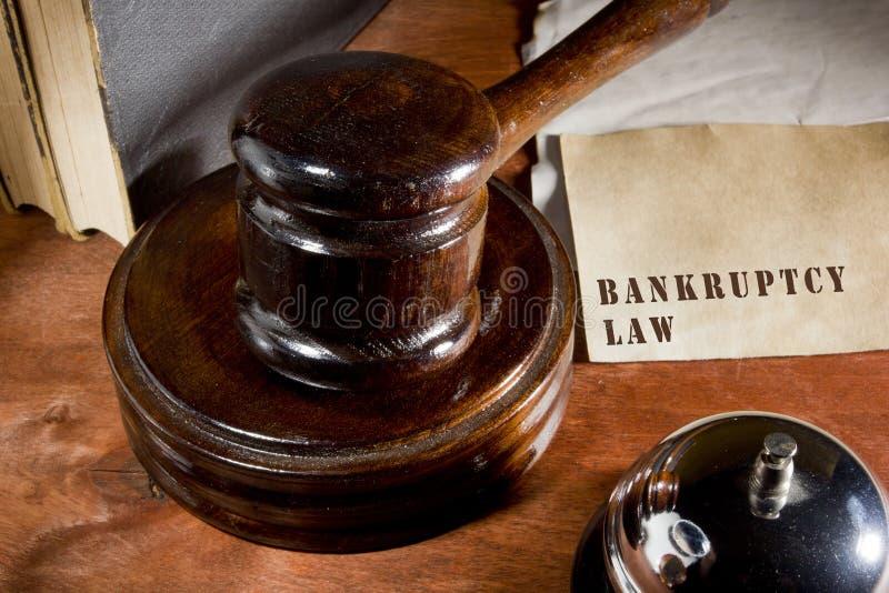 拍卖木锤子 免版税库存图片