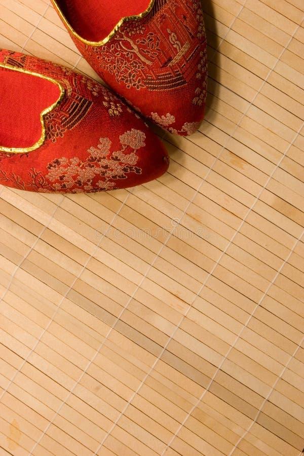 拖鞋tatami 库存照片