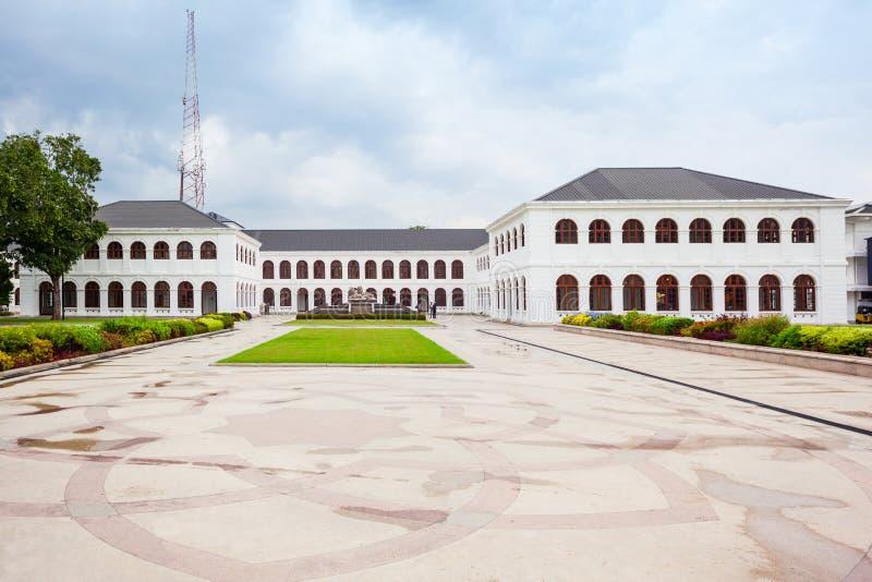 拱廊独立广场,科伦坡 库存图片